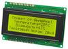 Текстовый экран 20×4 / зелёный с чёрным / I²C / 3,3 В