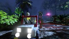 LEGO Jurassic World (Nintendo Switch, русские субтитры)
