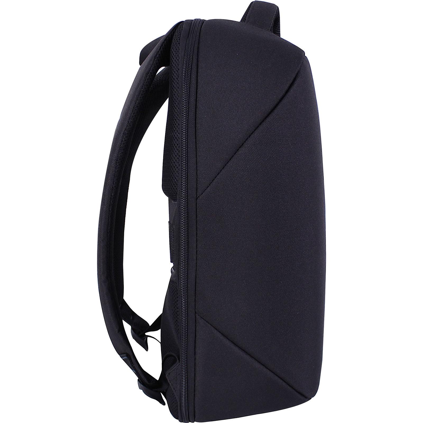 Рюкзак для ноутбука Bagland Shine 16 л. Чёрный (0058166) фото 2