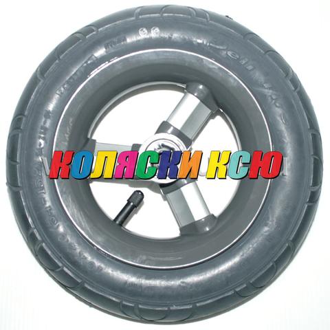 Колесо для детской коляски №003076 надув 10дюймов без вилки 54-152 10х2,0