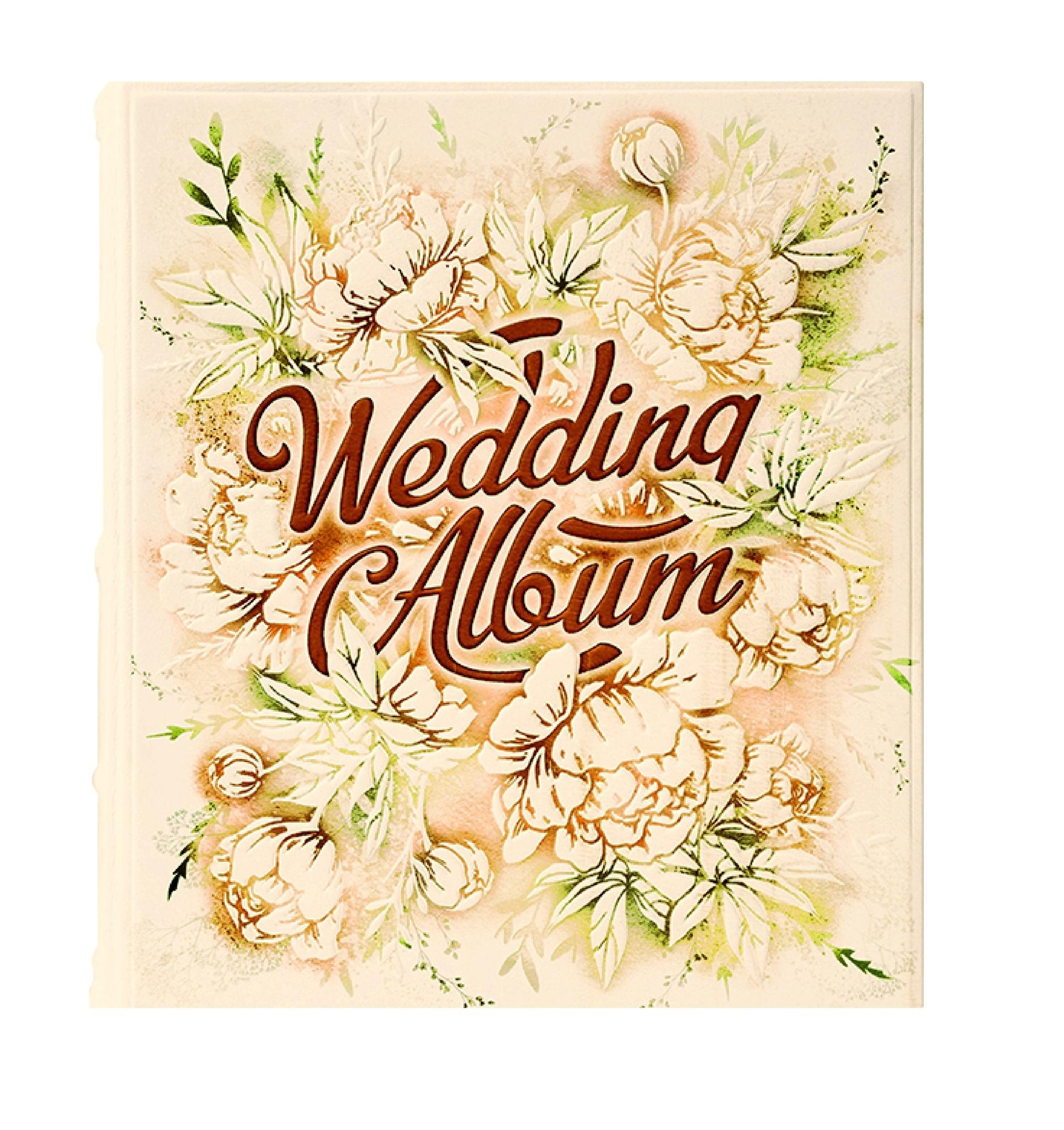 Фотоальбом большой «Wedding Album»