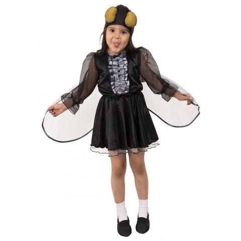 Карнавальный костюм  Муха -Цокотуха