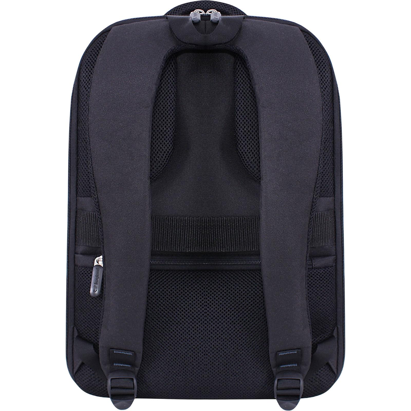 Рюкзак для ноутбука Bagland Shine 16 л. Чёрный (0058166) фото 3