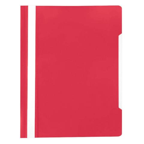 Папка скорос-тель A4 Attache 150/180Элементари, красный