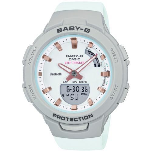 Часы женские Casio BSA-B100MC-8AER Baby-G
