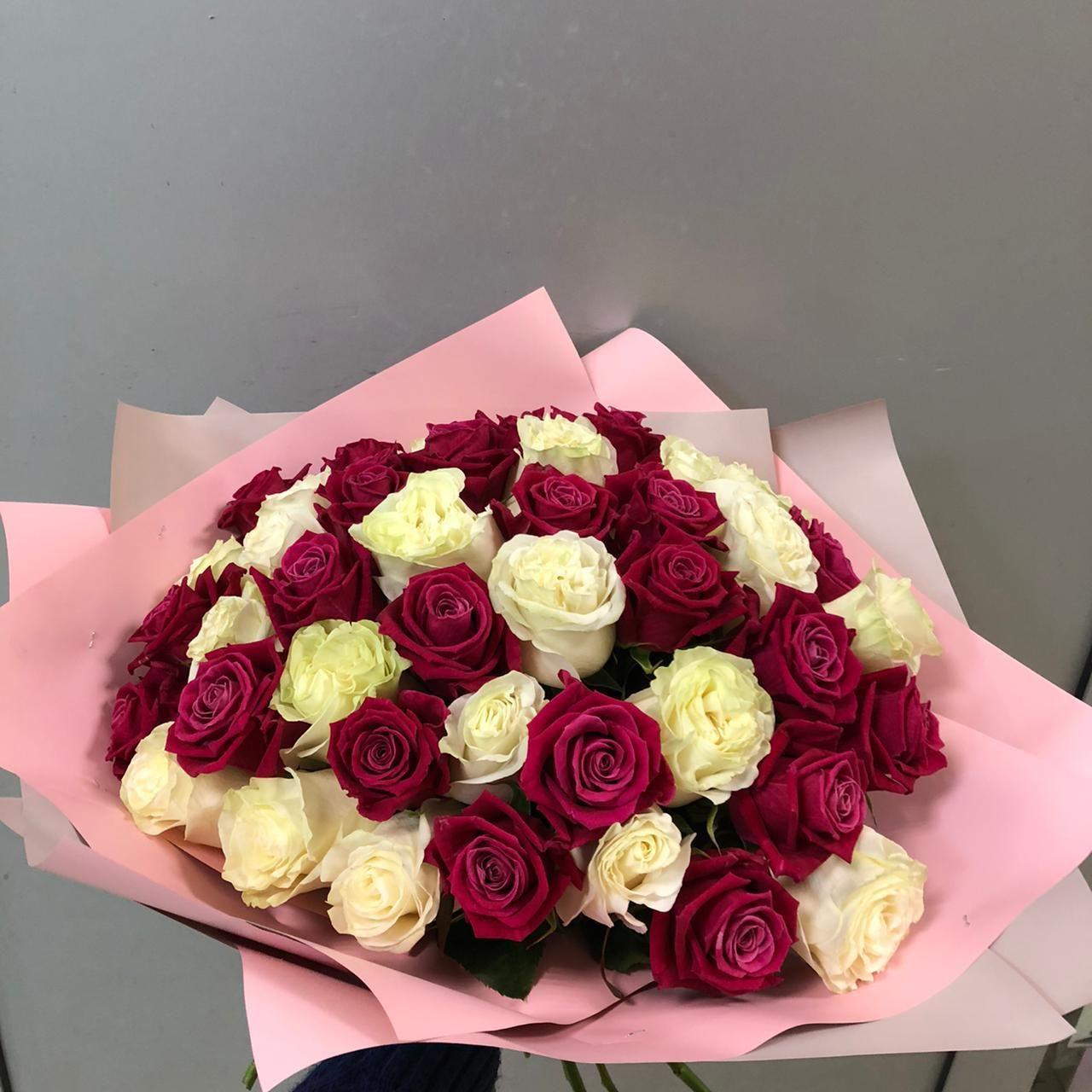 Букет из 51 розы (Б-70)