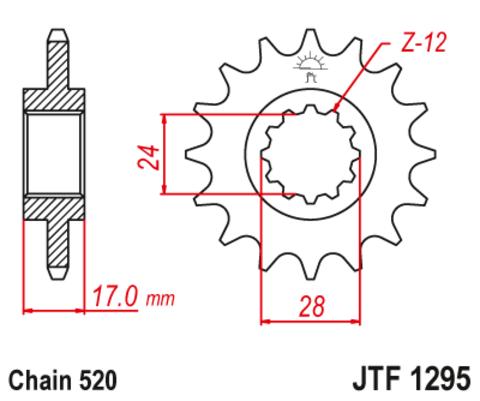 JTF1295