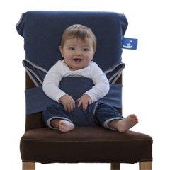 """Мобильный стульчик для кормления Totseat """"Деним"""""""