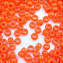 0050 Бисер японский TOHO 8/0, оранжевый закат