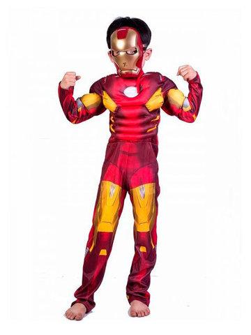 Костюм карнавальный Железный человек подростковый