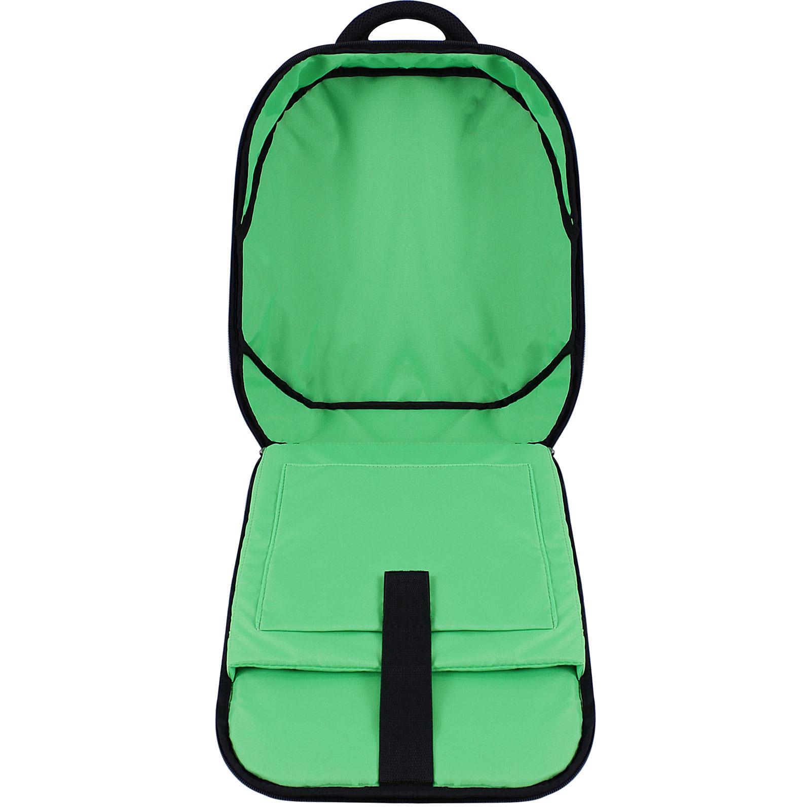 Рюкзак для ноутбука Bagland Shine 16 л. Чёрный (0058166) фото 4