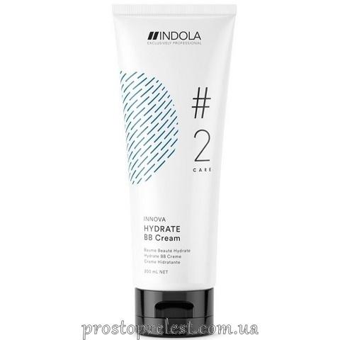 Indola Hydrate BB Cream - Зволожуючий ВВ-крем