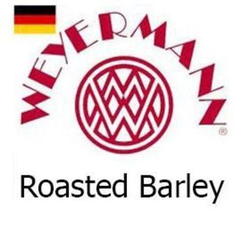 Жженый ячмень пивоваренный Roasted Barley (Röstgerste), EBC 1000-1300, 1кг