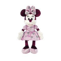 Минни Маус Minnie Mouse Velvet Plush 33 см