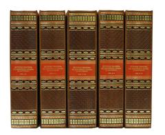 История Евреев. От древнейших времен до настоящего. (в 5-ти томах)