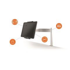 Держатель для планшета настольный Durable Tablet Holder Table Clamp, 8931