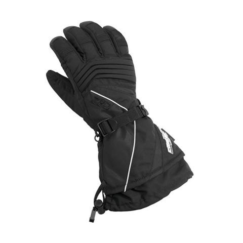 Снегоходные перчатки Castle X CR2-G6 SC7 Black