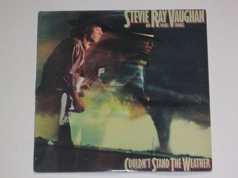 Stevie Ray Vaughan / Couldn't Stand The Weather (LP)