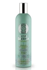 Шампунь Natura Siberica для придания объема для жирных волос