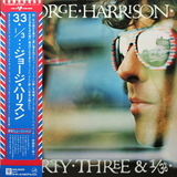 George Harrison / Thirty Three & 1/3 (LP)