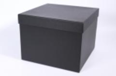 Большая коробка для шаров (черная) 60*80*80