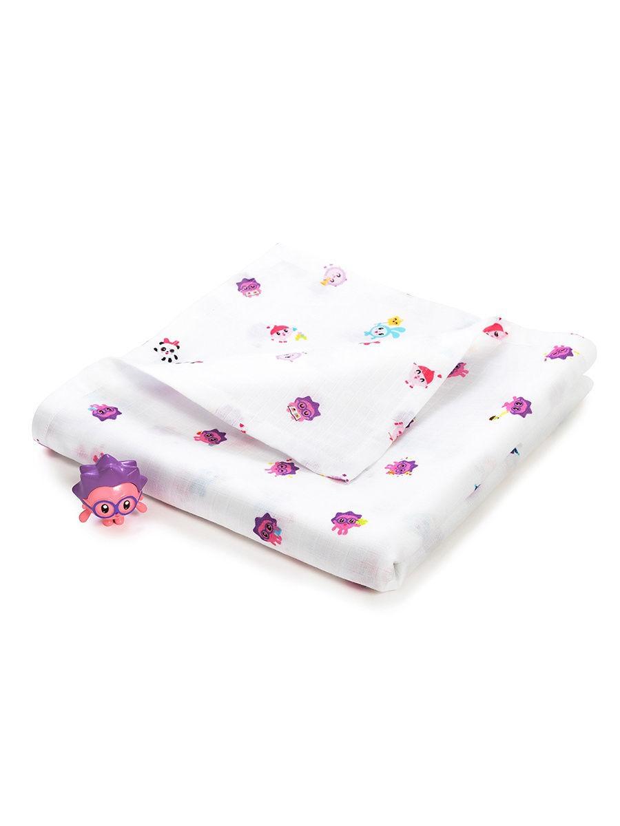 Фото коллекции малышариков муслиновое одеяло персонаж Ёжик