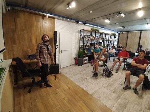 SOUND SPACE - RENT FOR EVENT оренда приміщення для звукових подій