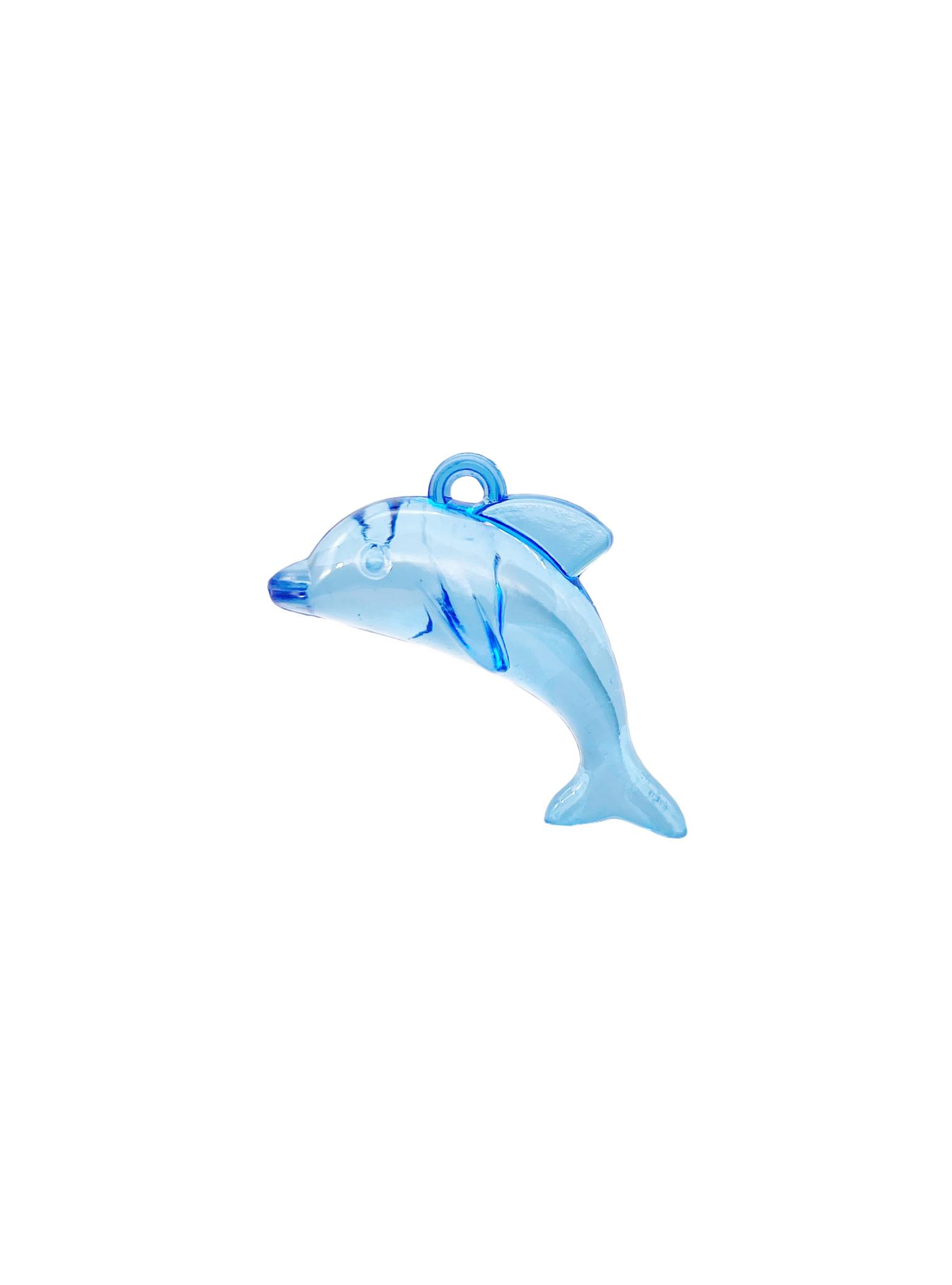 Подвеска Дельфин из акрила