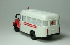 KAVZ-3976 Ambulance Kompanion 1:43