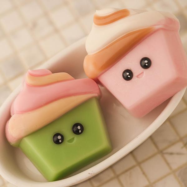 Форма для мыла в виде мороженого