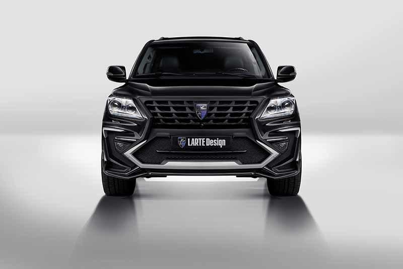 Обвес Larte Design Alligator для Lexus LX