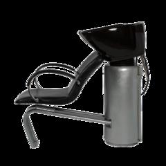 Парикмахерская мойка МД-17 с креслом Лорд