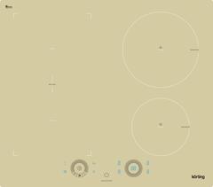 Варочная панель Korting HIB 64760 BB Smart
