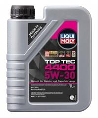 2319 LiquiMoly НС-синт.мот.масло Top Tec 4400 5W-30 C4(1л)