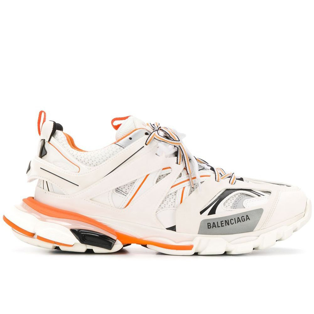 Balenciaga Track White/Orange