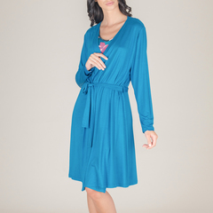 Женский халат E20B-12W101(mom)