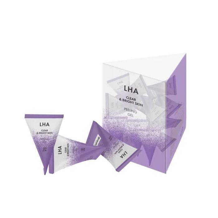 Пилинги, скрабы Пилинг-гель для лица J:ON  LHA Clear&Bright Skin Peeling Gel 20 шт * 5гр 15376_0.jpg