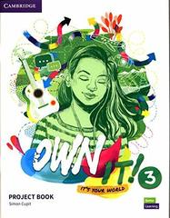 Own It  3 Project Book