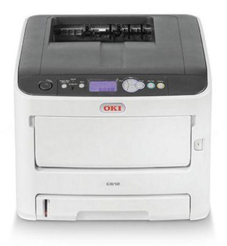 Цветной принтер OKI C612N (46406003)