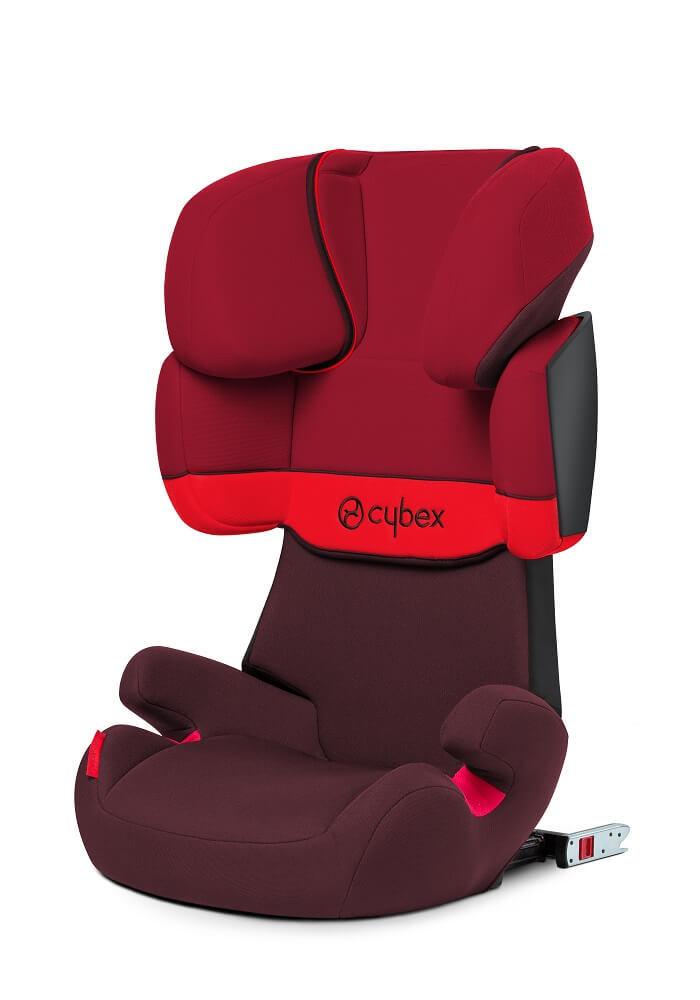 Cybex Solution X-Fix Автокресло Cybex Solution X-Fix Rumba Red SolutionX_fix_rumba_red.jpg