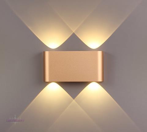 Настенный светильник 3893/4WL серии MAGNUM