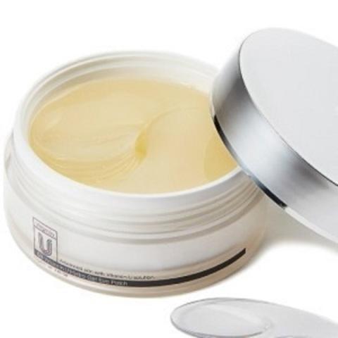 Купить CU SKIN CU: VITAMIN U Hydro Gel Eye Patch - Патчи для кожи вокруг глаз с витамином U и пептидами