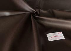 Искусственная кожа темно-коричневая 308