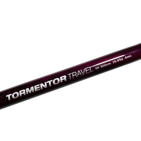 Удилище спиннинговое тревел 4х коленное Abu Garcia Tormentor Travel Spin 10ft (304 см., 25-65 г.) (1520995)