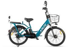 Велогибрид GREEN CITY e-ALFA