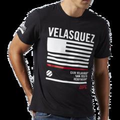 Футболка Reebok UFC Combat Velasquez