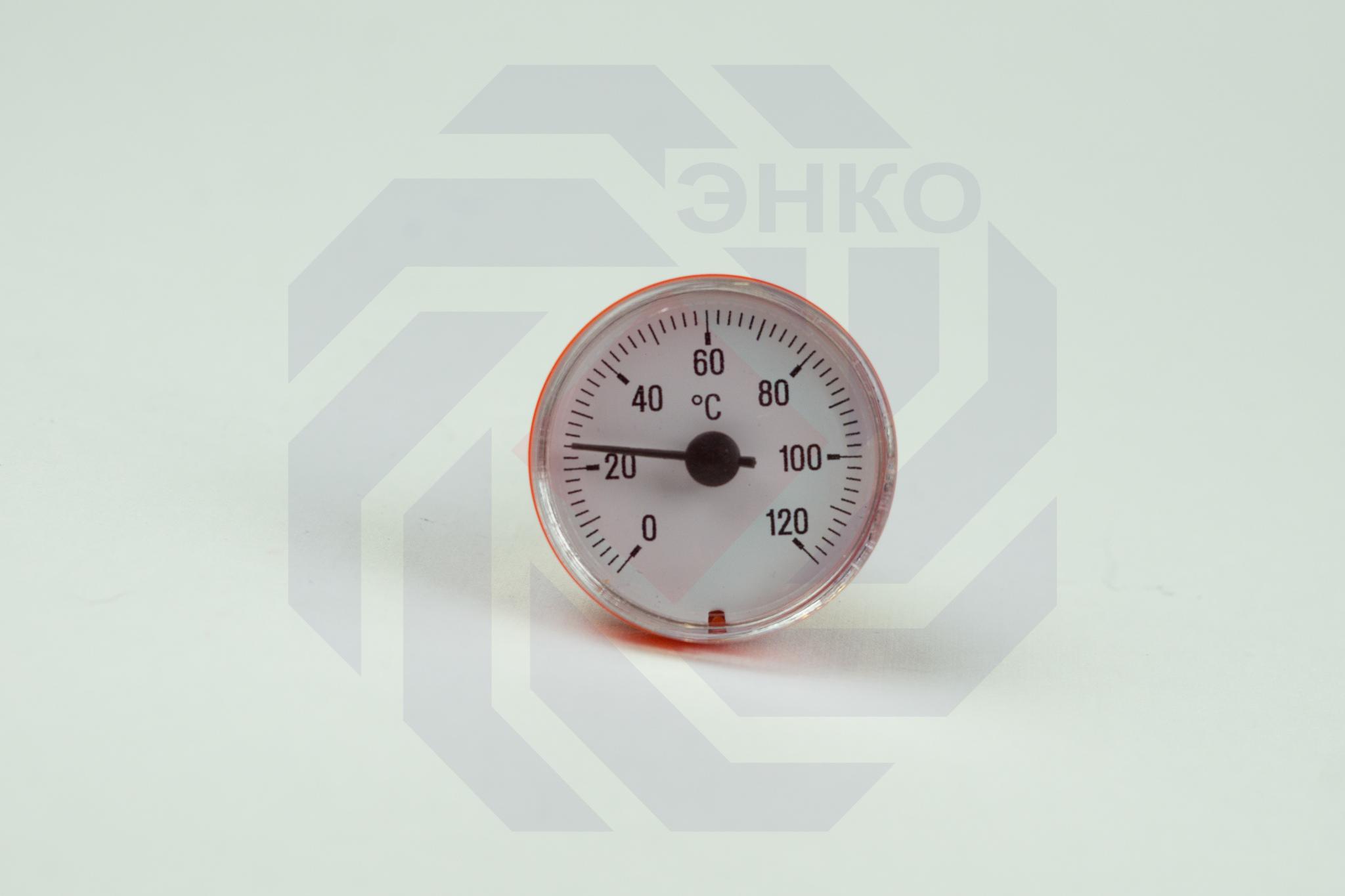 Термометр красный GIACOMINI R540F 0-120 °С