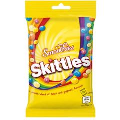 Skittles Smoothies Жевательные конфеты Скитлс смузи 95 гр