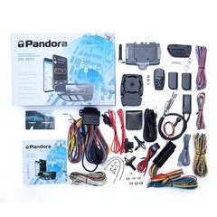 Pandora DXL 4970 сигнализация
