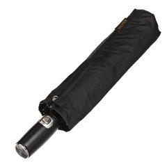 Зонт мужской, черный, семейный, 140 см, Dolphin 453